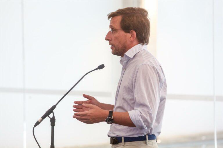 El Ayuntamiento Madrid niega crisis en la coalición PP-Cs