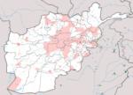 areas control taliban