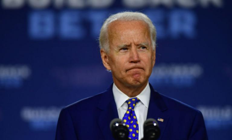 La popularidad de Biden cae en picado