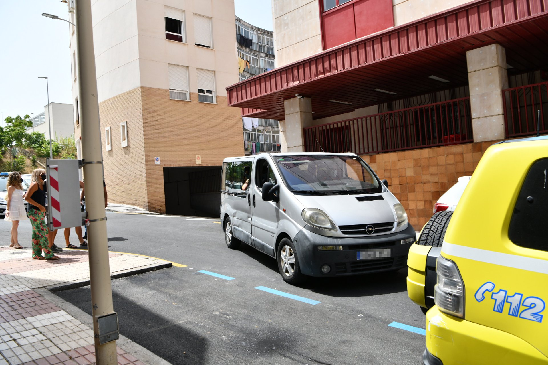 Ceuta menores asilo
