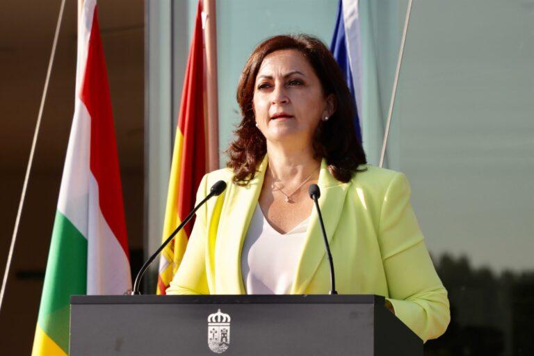 Concha Andreu optará a la Secretaría General del PSOE de La Rioja