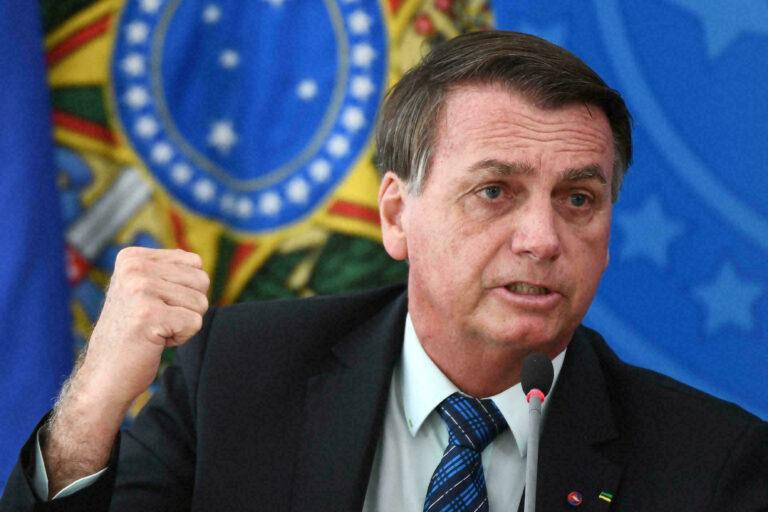 """El Supremo investigará a Bolsonaro  por sus """"ataques al modelo de votación"""""""