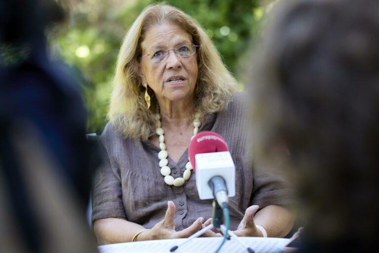 La popular Elvira Rodríguez acusa al Gobierno de buscar una reducción del consumo con la subida de la luz