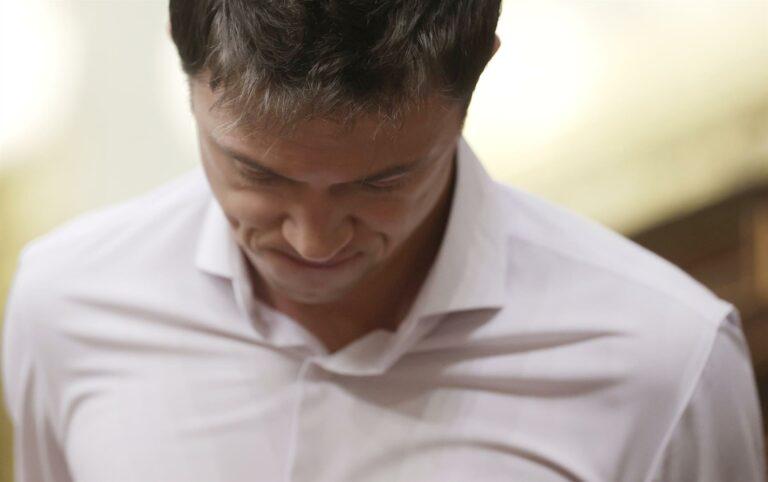 Íñigo Errejón, a juicio por un presunto delito leve de lesiones