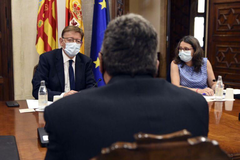Escrivá apoya el impuesto que planteó Puig para las rentas altas de Madrid