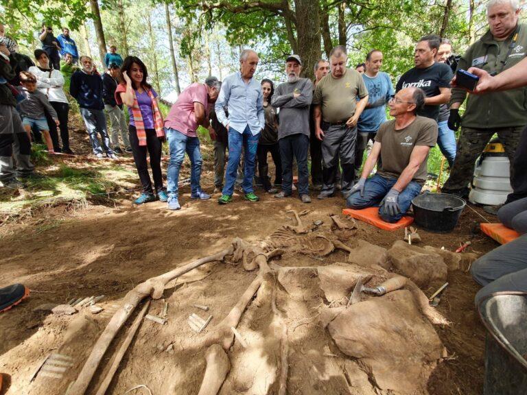 País Vasco: concluido el proceso de exhumaciones de desaparecidos en el franquismo