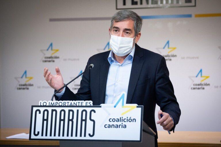 CC carga contra la «propaganda» del Gobierno con la crisis de Afganistán mientras «olvida la migración a Canarias»