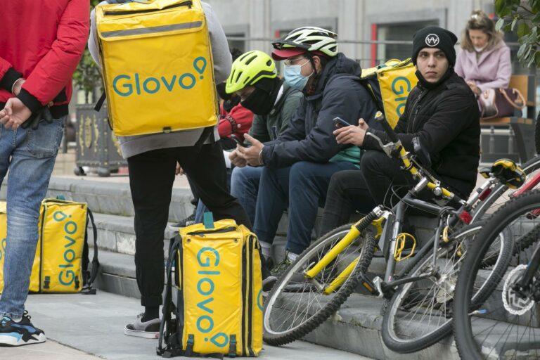 """Entra en vigor la """"ley de riders"""""""