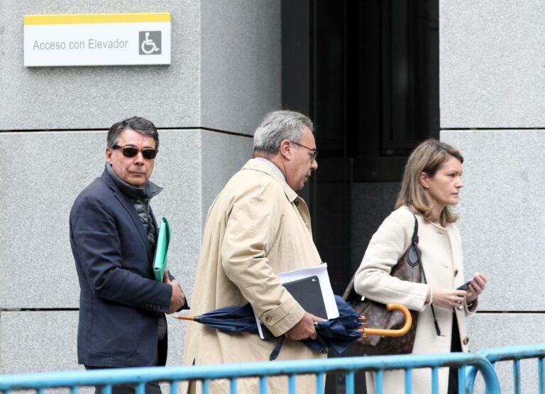 El juez mantiene imputado por blanqueo a Ignacio González en 'Lezo' pese a las dudas de la fiscalía anticorrupción