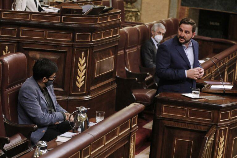 UP reclama al Gobierno explicaciones sobre los menas «deportados» desde Ceuta
