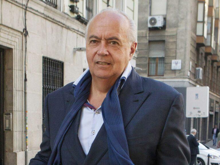 José Luis Moreno intentó conseguir dinero dos semanas antes de su detención para saldar una deuda con Hacienda