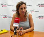 Estrada avisa de que la CUP podría romper su acuerdo con ERC si «estabiliza» al Estado