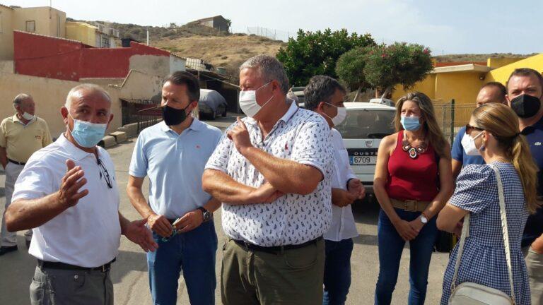 El PP pide modificar la Ley de Costas para no derribar inmuebles «culturales, históricos y etnológicos»