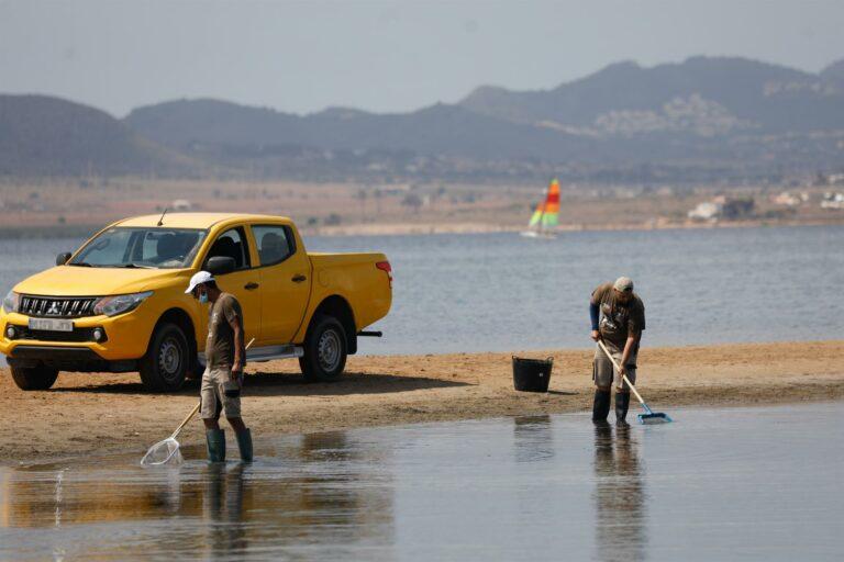 Cs reprocha a PP y PSOE que se culpen mutuamente de la situación del Mar Menor