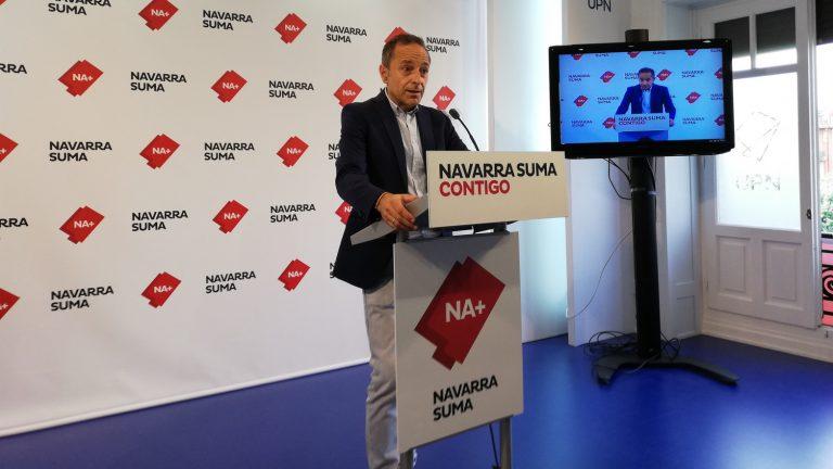Navarra Suma pide la dimisión inmediata del concejal de EH Bildu Xabier Alkuaz por incumplir el toque de queda