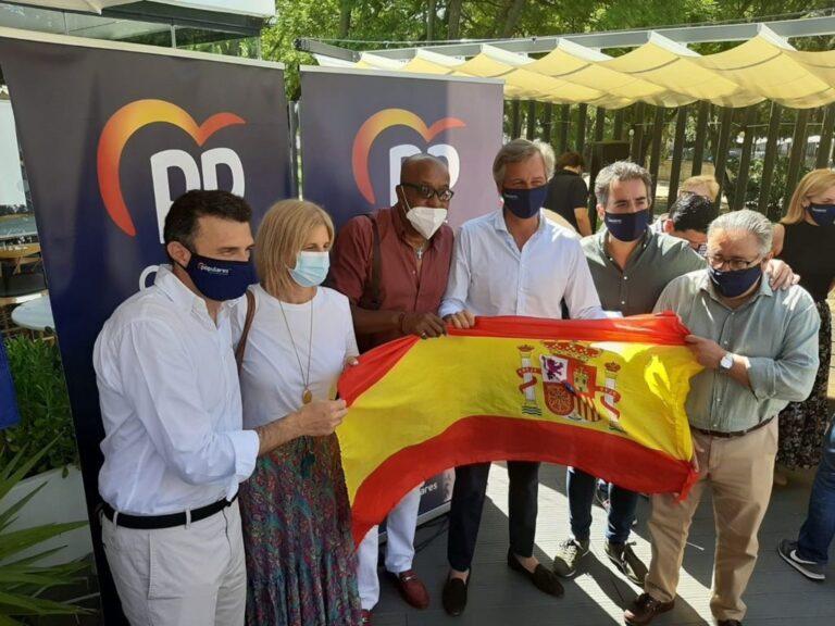 González Terol (PP), al Gobierno: «basta de atacar a comunidades del PP, tienen madrileñofobia»