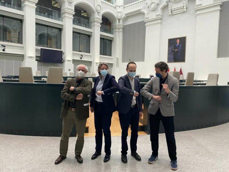 El juez anula el Grupo Mixto a Recupera Madrid
