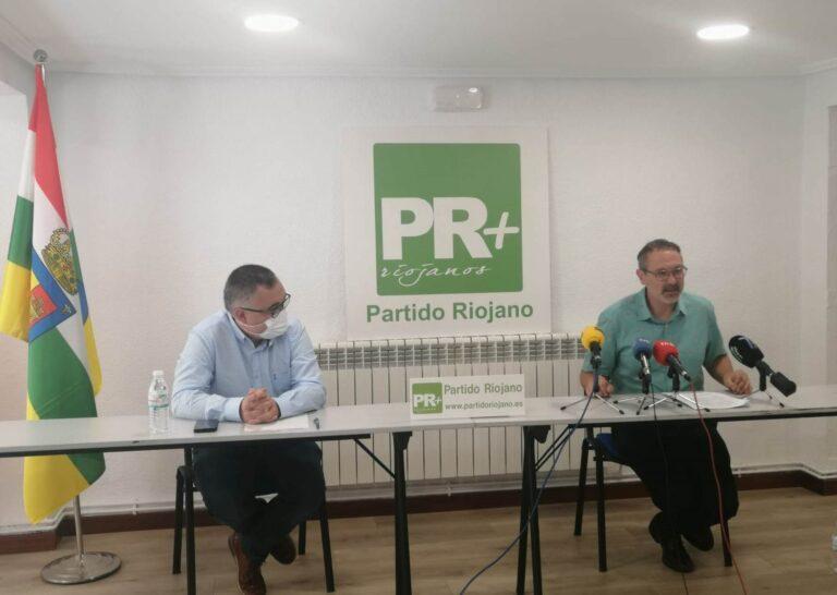 PRC y Partido Riojano se alían para pedir una reforma del Senado que lo haga «más dinámico»