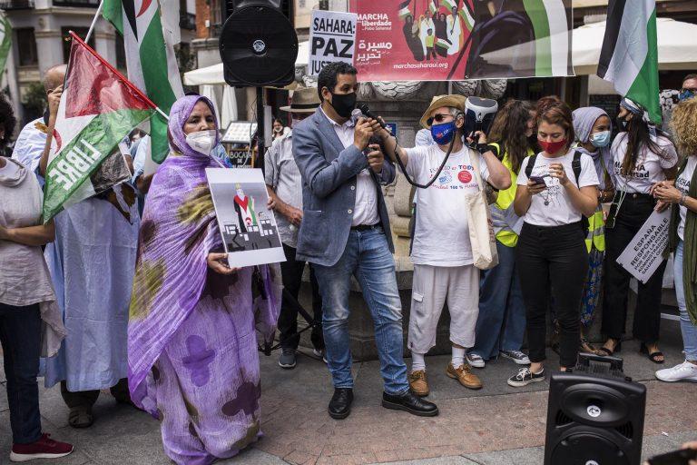 """El Polisario pide a España una """"intervención urgente"""" para que Marruecos ponga fin a la """"brutal represión"""""""