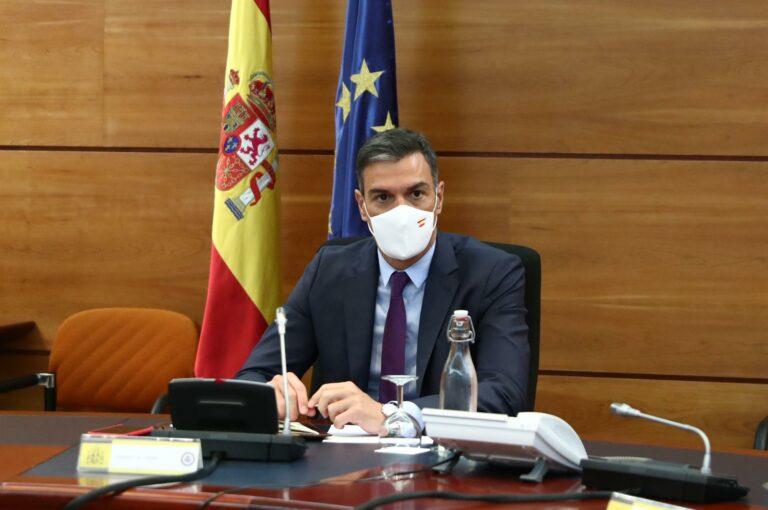 Sánchez asegura que «España no dejará solo al pueblo afgano» tras la salida del país