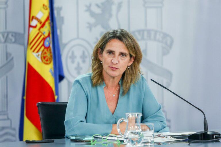 El ministerio de Transición Ecológica estudiará la propuesta de UP para limitar el precio de la energía