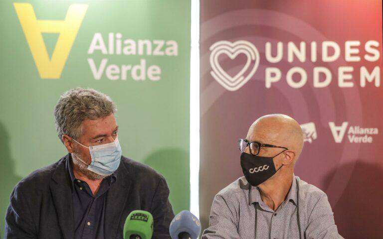 Alianza Verde (UP) exige parar todo proyecto de construcción de infraestructuras para aumentar la movilidad