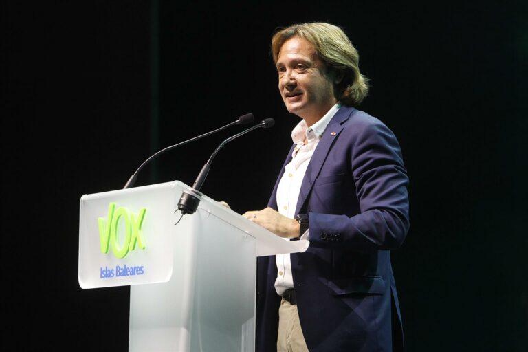Vox pide a Armengol que explique qué gestiones está haciendo para frenar la llegada de inmigrantes a Baleares