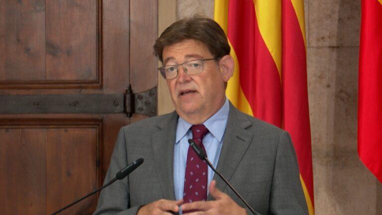 """Ximo Puig insiste en descentralizar y hacer realidad una España """"policéntrica"""""""