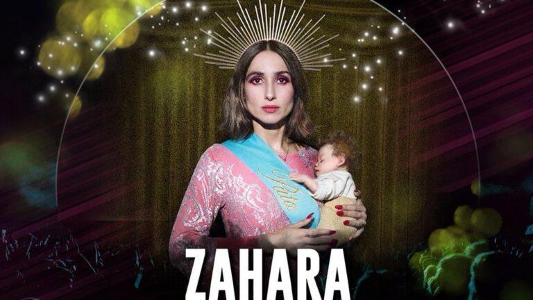 La retirada del cartel de Zahara desata una polémica sobre la censura