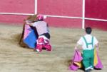 zahinos bombero torero