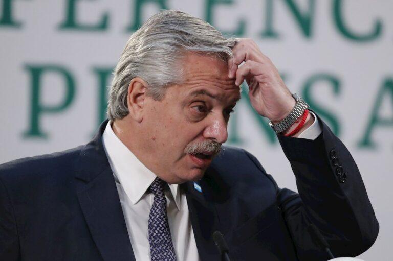 Batacazo en las primarias del presidente de Argentina, Alberto Fernández
