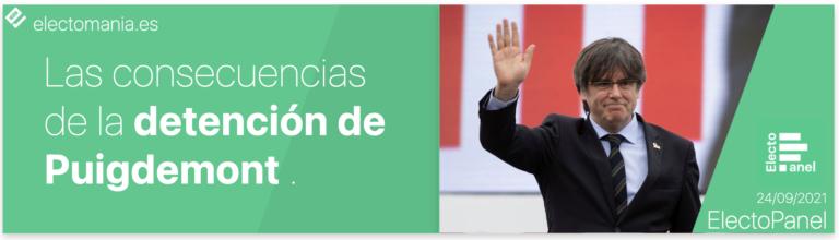 EP 24S – la detención de Puigdemont