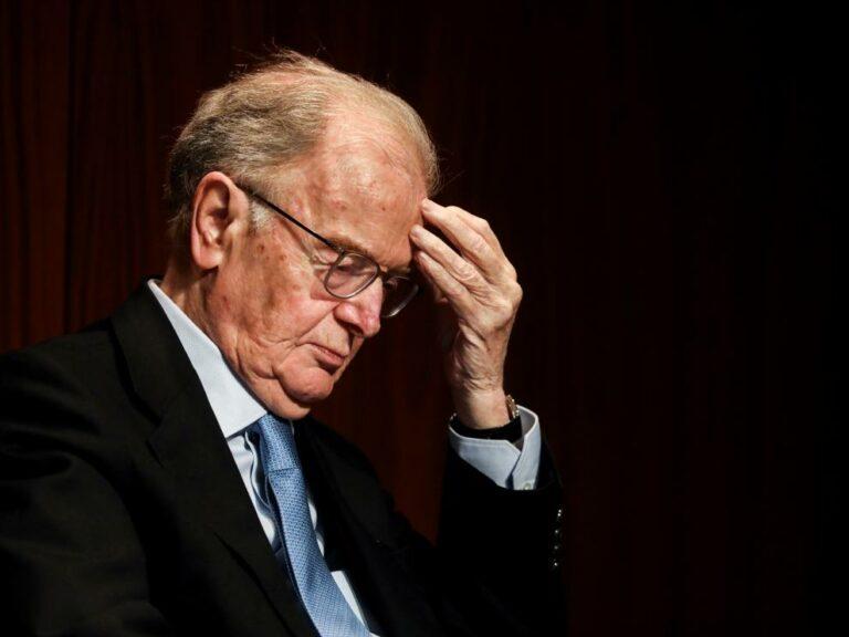 El Rey acudirá el domingo al funeral de Estado del expresidente Sampaio en Lisboa