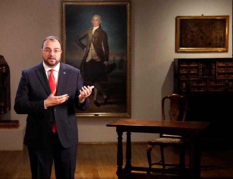 Barbón da inicio a la reforma del estatuto que incluirá la 'oficialidad amable' del asturiano