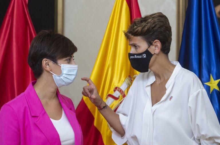 Navarra y el Gobierno acuerdan culminar la transferencia de tráfico a la Comunidad foral el 1 de diciembre