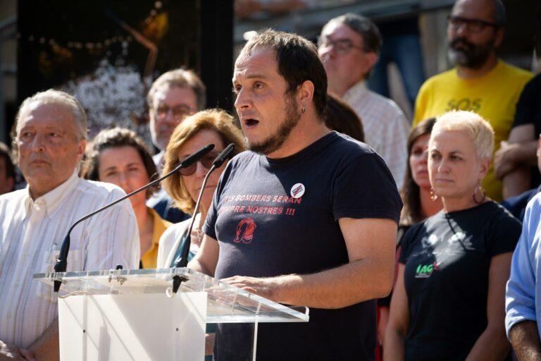 El exdiputado de la CUP David Fernàndez participará en el Acuerdo Nacional por la Autodeterminación