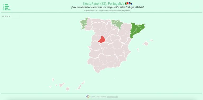 EP (Portugaliza 3S): distintas opiniones sobre una mayor unión de Portugal y Galicia