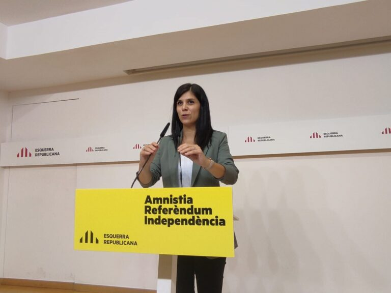 """ERC quiere negociar los PGE pero pide al Gobierno """"ponerse las pilas"""" y cumplir los de 2020"""