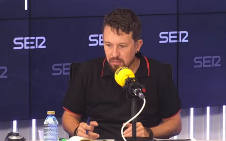"""Iglesias: """"si PSOE quiere seguir en el Gobierno tiene que entenderse con Podemos, ERC y Bildu"""""""