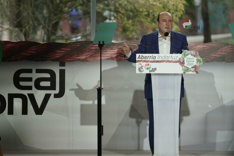 """El PNV dice que si PSE no quiere abordar el autogobierno, """"hablará con los de Madrid"""""""