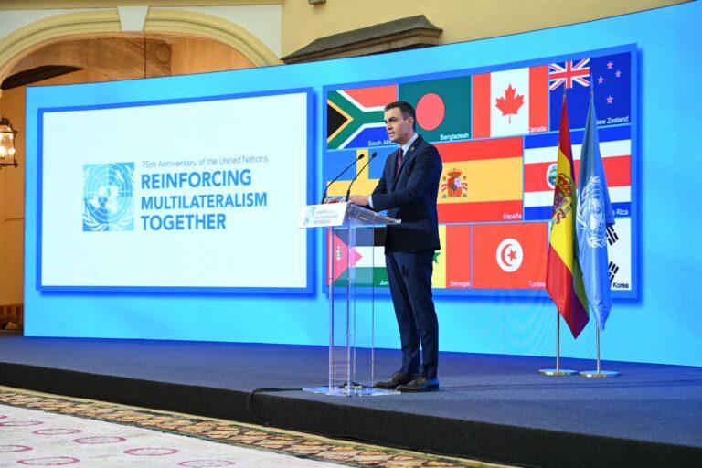 Sánchez hablará a la ONU de su plan de «recuperación justa» pero sin encuentro con Biden