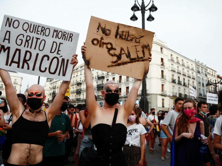 Arrimadas condena la «brutal agresión homófoba» contra un joven en Madrid y reivindica la tolerancia frente al odio