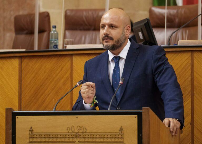 """Vox Andalucía: """"Juanma Moreno no ha hecho absolutamente nada por acabar con la inmigración ilegal"""""""