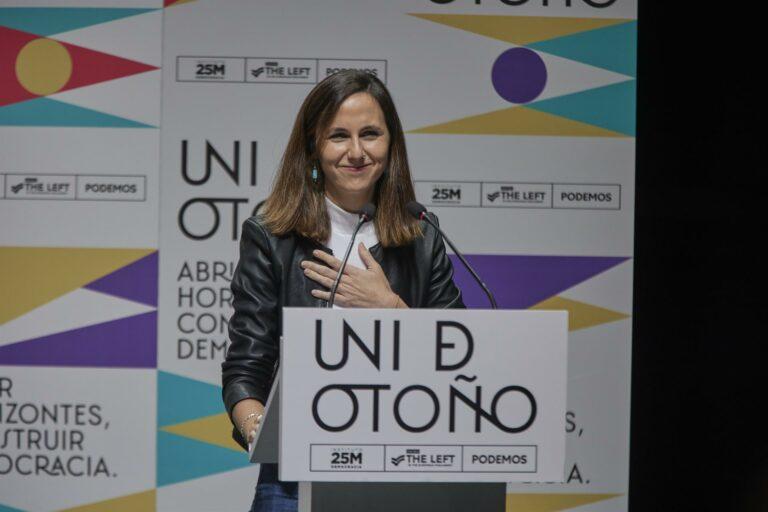 Jornada de 30 horas, SMI de 1.500€ y opción de tercer género en el DNI, metas de Podemos