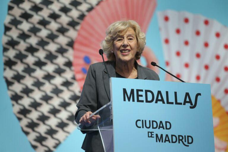 Carmena dice que le gusta el proyecto de Yolanda Díaz