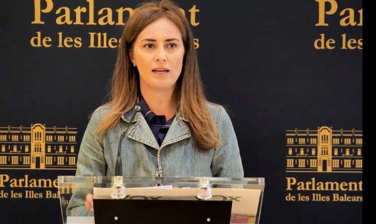 Vox promete llevar al Constitucional la Ley de Educación de Baleares si se aprueba