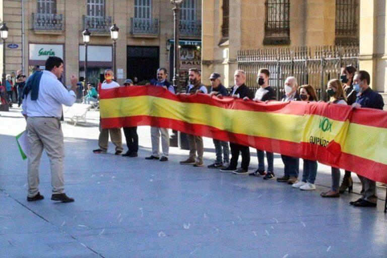 """Vox exige a los presos de ETA que colaboren """"para esclarecer los asesinatos sin resolver"""""""