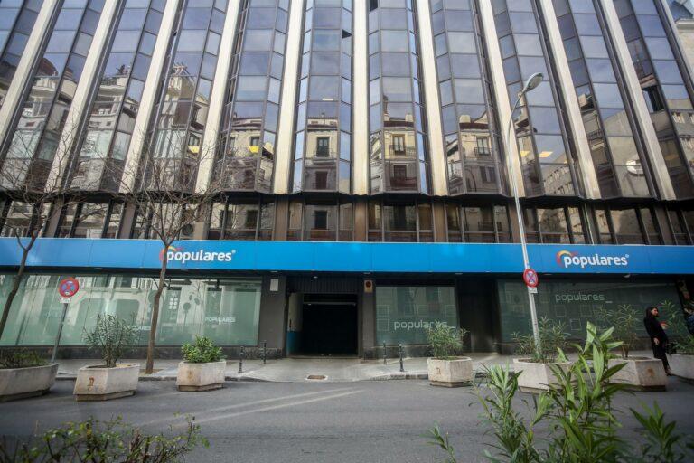 El PP dará a conocer la próxima semana la empresa ganadora del concurso que pilotará la mudanza de su sede de 'Génova'