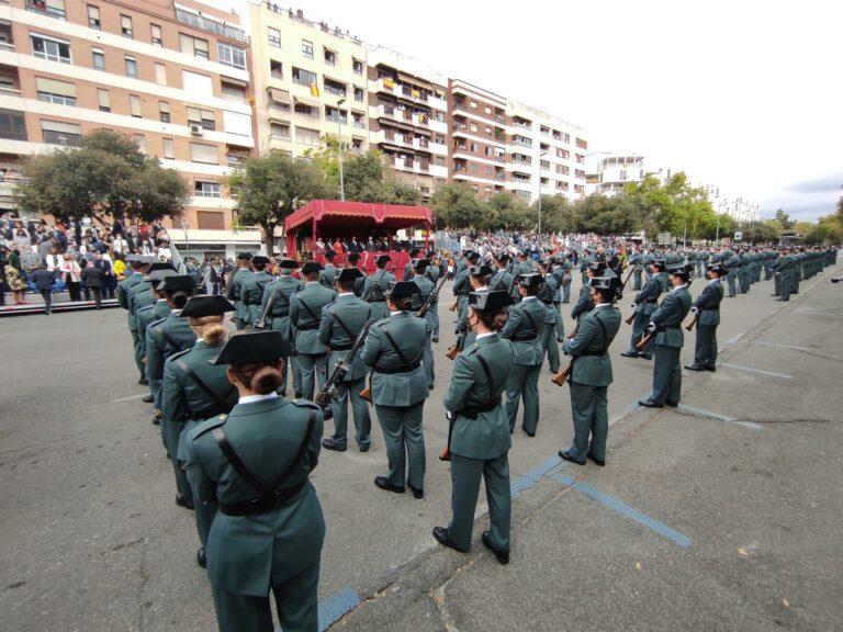 """Marlaska aboga por aumentar la presencia femenina en la Guardia Civil """"para alcanzar cuanto antes igualdad real"""""""
