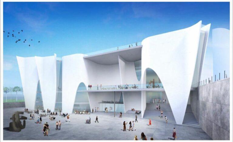 Los promotores del Hermitage en Barcelona abren la puerta a llevar el proyecto a Málaga capital